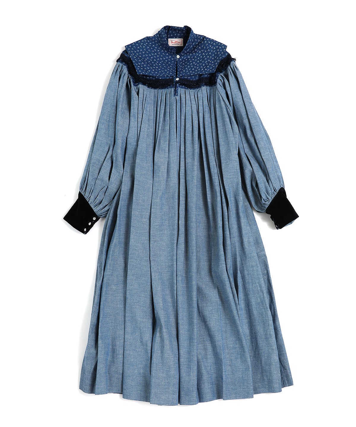 SANTA FE PLEATED DRESS