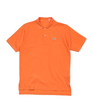 YOUNG & OLSEN FRENCH PIQUE BIG FAT POLO