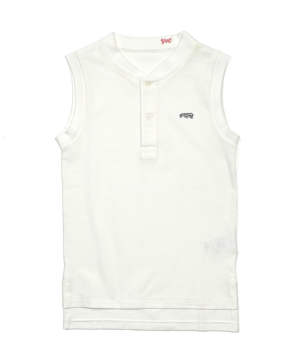 FRENCH PIQUE HENLEY NS