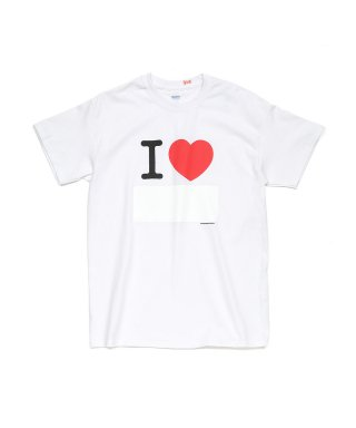 YOUNG & OLSEN I LOVE ANYTHING TEE