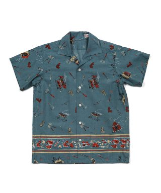 YOUNG & OLSEN BBQ COOKER SHIRT
