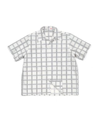 YOUNG & OLSEN WABASH OPEN COLLAR SHIRT