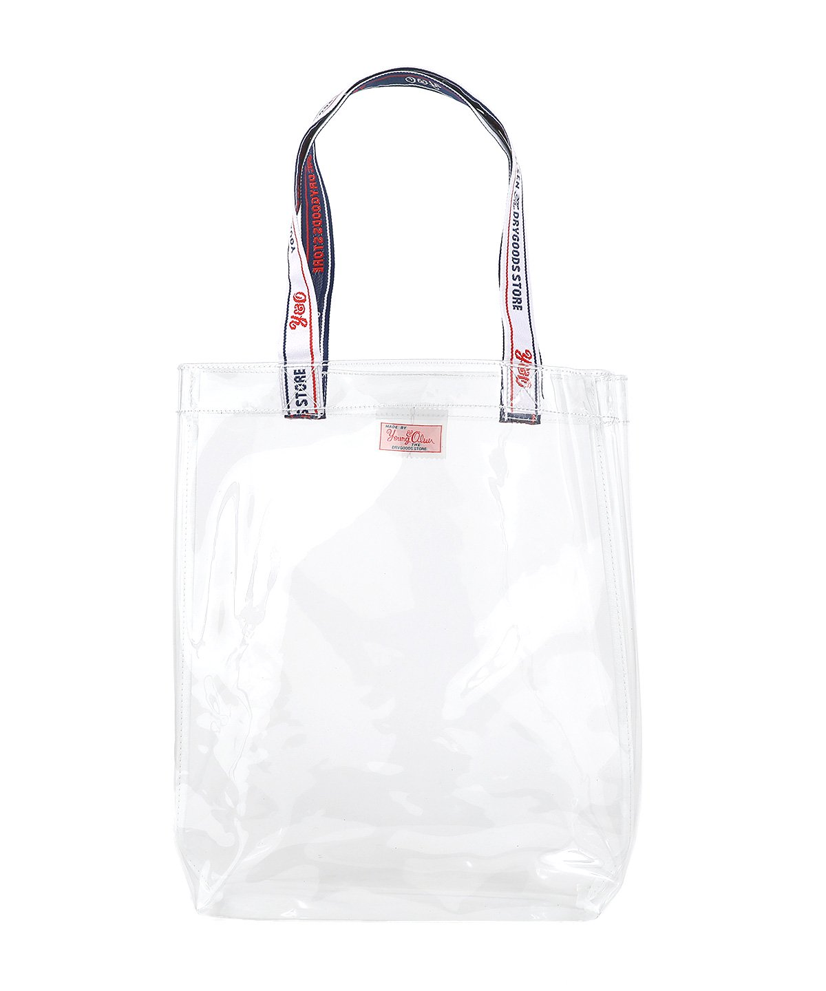 Y&O PP CLEAR BAG