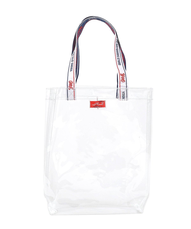 Y&O(ヤング&オルセン)のおすすめクリアトートバッグ PP CLEAR BAG