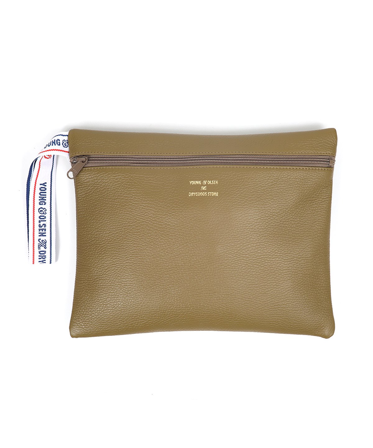 Y&O LEATHER POUCH L