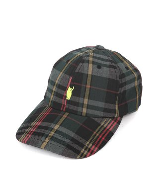 YOUNG & OLSEN JIMMY THE CAT MADRAS CAP
