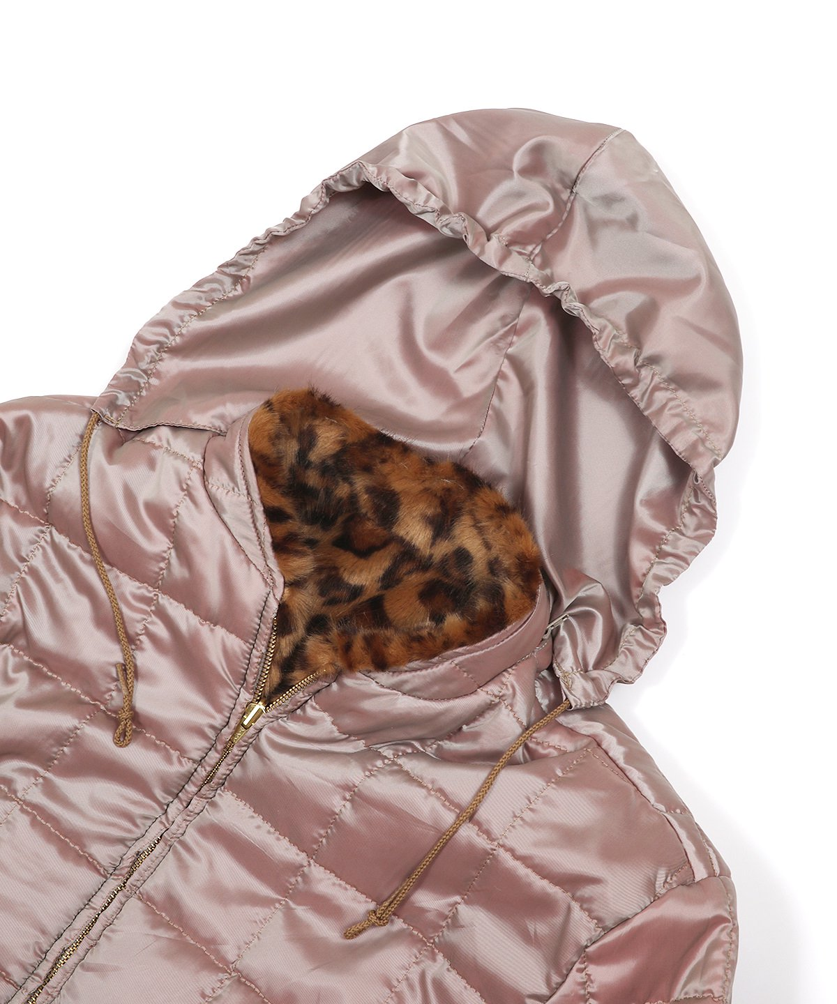 REVERSIBLE ANIMAL JACKET