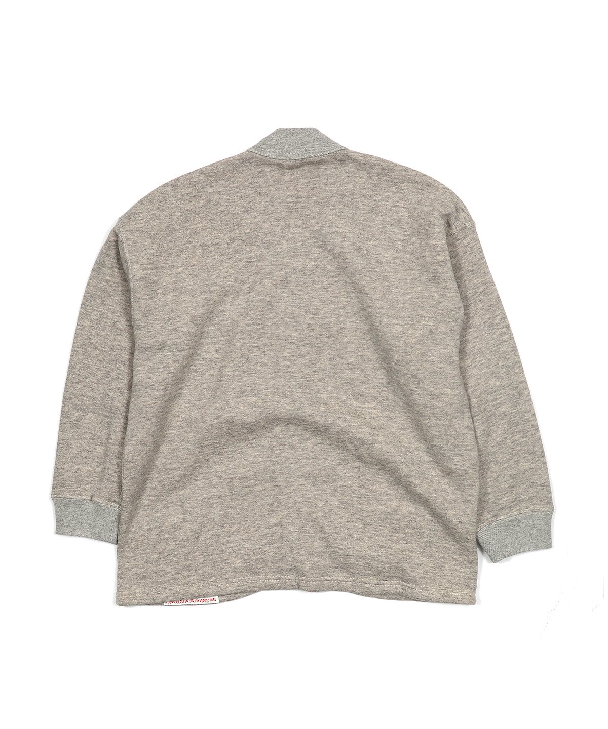 YAK TERRY SWEAT CARDIGAN