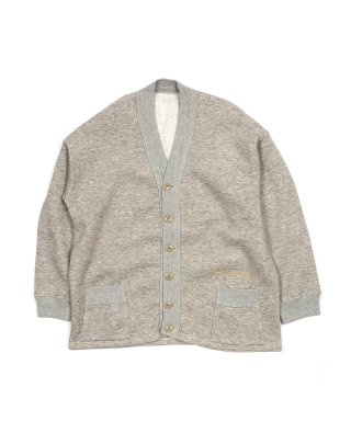 YOUNG & OLSEN YAK TERRY SWEAT CARDIGAN