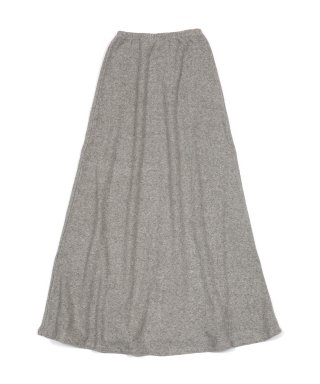 YOUNG & OLSEN YAK PILE SIMPLE SKIRT