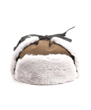 YOUNG & OLSEN FAKE FUR TRAPPER CAP