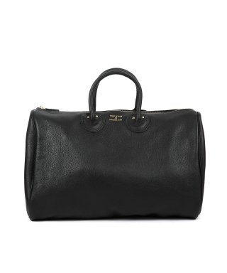 YOUNG & OLSEN EMBOSSED LEATHER BOSTON M