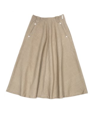 YOUNG & OLSEN SUMMER CORD COUNTRY SKIRT