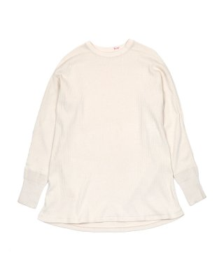 YOUNG & OLSEN SWEDISH RIB LONG TEE SHIRTS