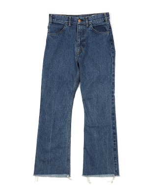 YOUNG & OLSEN 70'S HIP JEANS (WASHED OUT)