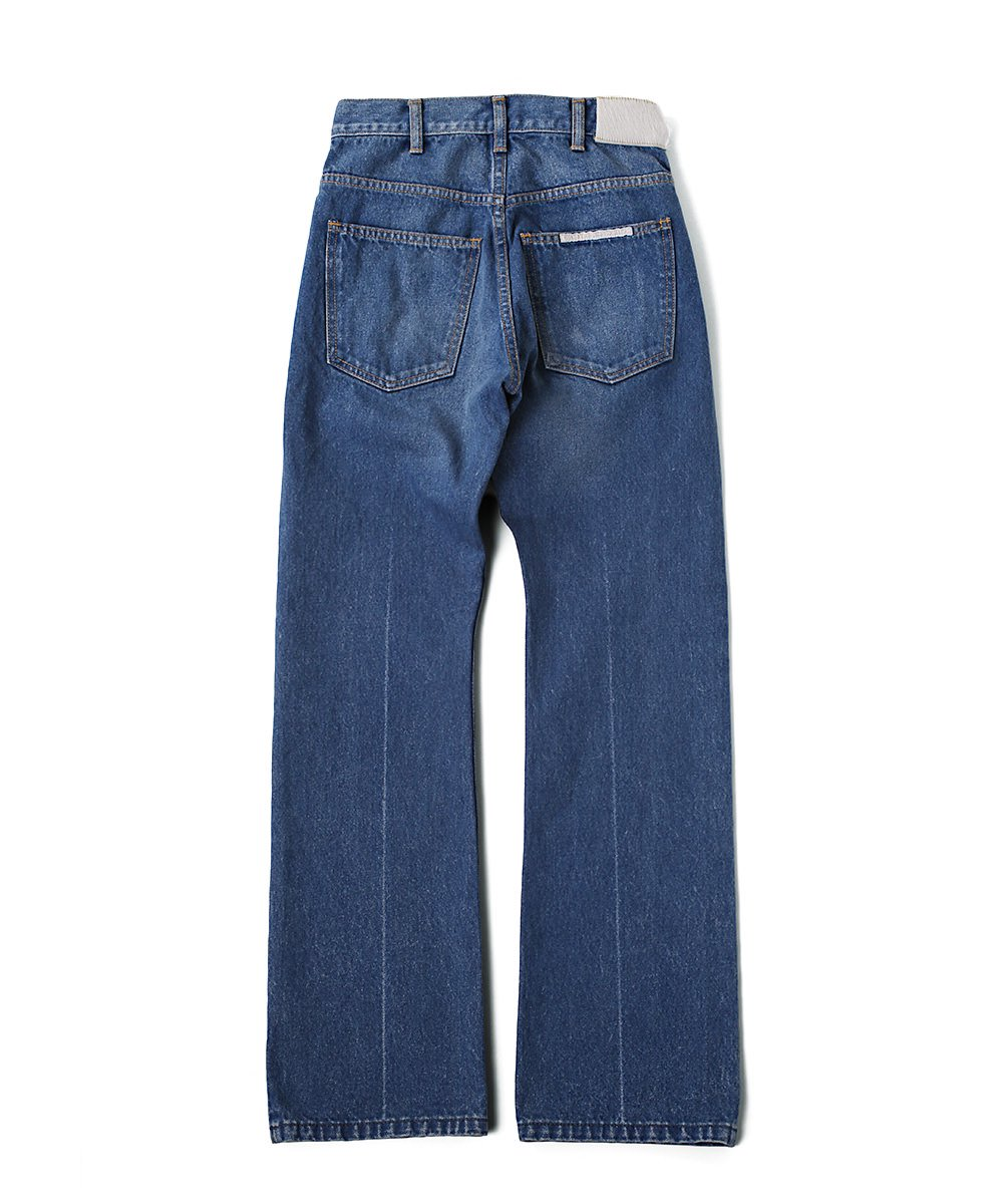 YOUNG WESTERN JEANS (WASHEDOUT)
