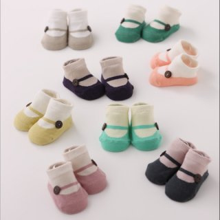 K-009 Ballet Shoes Socks