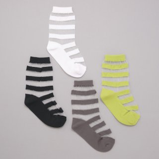 K-062 See-Through Socks (13-22)