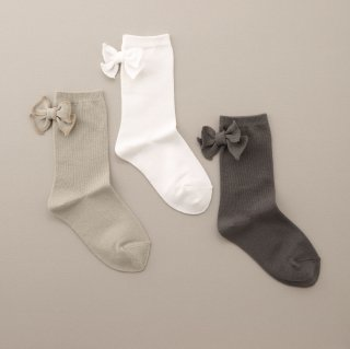 K-071 Ribbon Socks (13-22)