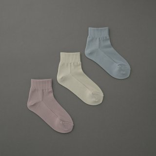 K-074 Ankle Socks<br>(22.5-24.5)