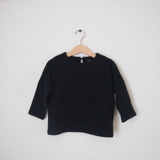 <img class='new_mark_img1' src='//img.shop-pro.jp/img/new/icons20.gif' style='border:none;display:inline;margin:0px;padding:0px;width:auto;' />30%OFF simple sweater (black)