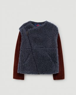<img class='new_mark_img1' src='//img.shop-pro.jp/img/new/icons20.gif' style='border:none;display:inline;margin:0px;padding:0px;width:auto;' />60%OFF TAO TIGER KIDS BOA×CORDUROY JACKET