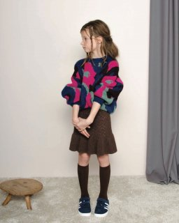 <img class='new_mark_img1' src='//img.shop-pro.jp/img/new/icons14.gif' style='border:none;display:inline;margin:0px;padding:0px;width:auto;' />17aw TAO BULL KIDS SWEATER ELECTRIC BLUE