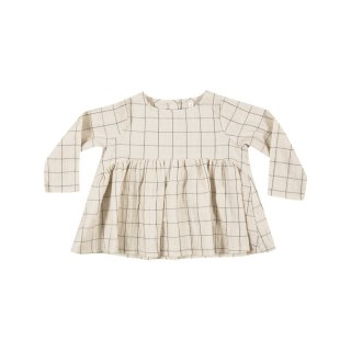 <img class='new_mark_img1' src='//img.shop-pro.jp/img/new/icons14.gif' style='border:none;display:inline;margin:0px;padding:0px;width:auto;' />Rylee & Cru 17aw longsleeve blouse check -vanilla-