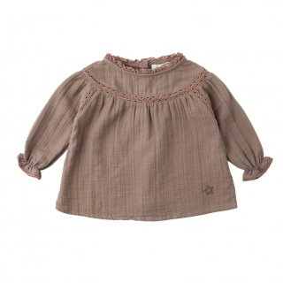 <img class='new_mark_img1' src='//img.shop-pro.jp/img/new/icons14.gif' style='border:none;display:inline;margin:0px;padding:0px;width:auto;' />17aw tocoto vintage BABY LACE BLOUSE