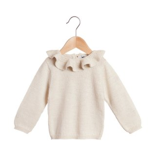 <img class='new_mark_img1' src='//img.shop-pro.jp/img/new/icons14.gif' style='border:none;display:inline;margin:0px;padding:0px;width:auto;' />17aw waddler Pierrot jumper cream