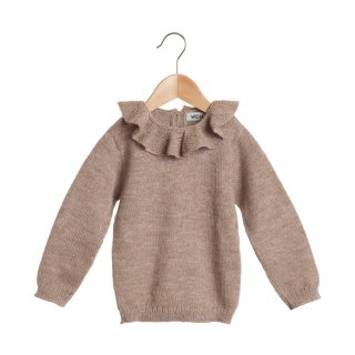 <img class='new_mark_img1' src='//img.shop-pro.jp/img/new/icons14.gif' style='border:none;display:inline;margin:0px;padding:0px;width:auto;' />17aw waddler Pierrot jumper oatmeal