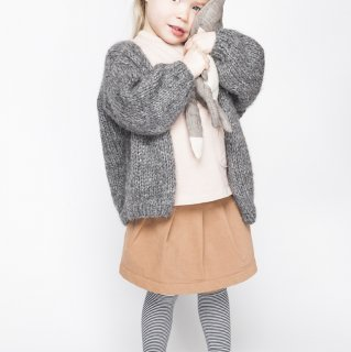 <img class='new_mark_img1' src='//img.shop-pro.jp/img/new/icons20.gif' style='border:none;display:inline;margin:0px;padding:0px;width:auto;' />20%OFF 17aw MINGO. Cardigan Grey