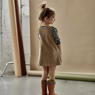 <img class='new_mark_img1' src='//img.shop-pro.jp/img/new/icons14.gif' style='border:none;display:inline;margin:0px;padding:0px;width:auto;' />17aw NOBONU CARLY MINI DRESS / CAMEL