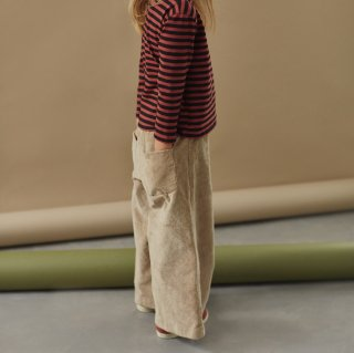 <img class='new_mark_img1' src='//img.shop-pro.jp/img/new/icons14.gif' style='border:none;display:inline;margin:0px;padding:0px;width:auto;' />17aw NOBONU ZAMPA PANTS / CAMEL