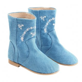 <img class='new_mark_img1' src='//img.shop-pro.jp/img/new/icons14.gif' style='border:none;display:inline;margin:0px;padding:0px;width:auto;' />18ss tocoto vintage DENIM EMBRODERY BOOTS
