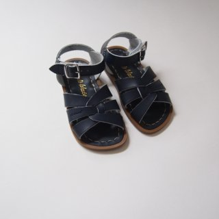 salt water sandals<BR>Original / Navy 12.7~15.1cm