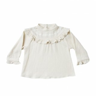 <img class='new_mark_img1' src='//img.shop-pro.jp/img/new/icons14.gif' style='border:none;display:inline;margin:0px;padding:0px;width:auto;' />18AW Rylee & Cru savannah blouse ivory