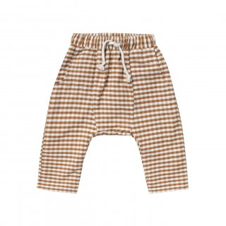 <img class='new_mark_img1' src='//img.shop-pro.jp/img/new/icons14.gif' style='border:none;display:inline;margin:0px;padding:0px;width:auto;' />18AW Rylee & Cru hawthorne trouser gingham