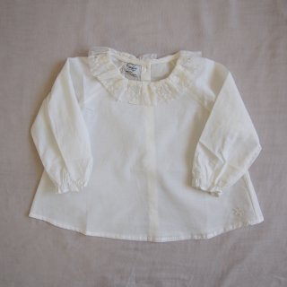 <img class='new_mark_img1' src='//img.shop-pro.jp/img/new/icons14.gif' style='border:none;display:inline;margin:0px;padding:0px;width:auto;' />18AW tocoto vintage TULLE BABY BLOUSE