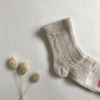 <img class='new_mark_img1' src='//img.shop-pro.jp/img/new/icons14.gif' style='border:none;display:inline;margin:0px;padding:0px;width:auto;' />CONDOR side opnework short socks / linen