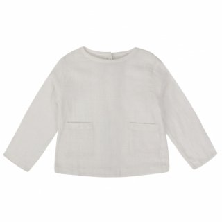 <img class='new_mark_img1' src='//img.shop-pro.jp/img/new/icons14.gif' style='border:none;display:inline;margin:0px;padding:0px;width:auto;' />18AW Little Cotton Clothes St ives top / white muslin