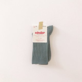 <img class='new_mark_img1' src='//img.shop-pro.jp/img/new/icons14.gif' style='border:none;display:inline;margin:0px;padding:0px;width:auto;' />CONDOR ribbed short socks liquen