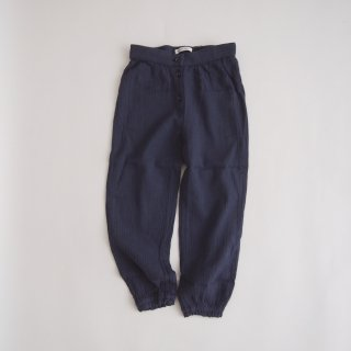 <img class='new_mark_img1' src='//img.shop-pro.jp/img/new/icons14.gif' style='border:none;display:inline;margin:0px;padding:0px;width:auto;' />19ss the new society Valeria pants / Blue night