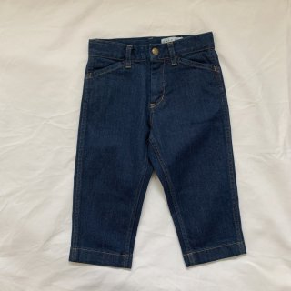 <img class='new_mark_img1' src='https://img.shop-pro.jp/img/new/icons14.gif' style='border:none;display:inline;margin:0px;padding:0px;width:auto;' />east end highlanders<BR>Wide Tapered Denim Pants / Indigo