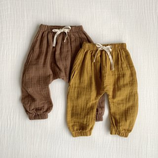 <img class='new_mark_img1' src='https://img.shop-pro.jp/img/new/icons20.gif' style='border:none;display:inline;margin:0px;padding:0px;width:auto;' />40%OFF fin & vince - cozy bubble pant / mustard 8-9Y