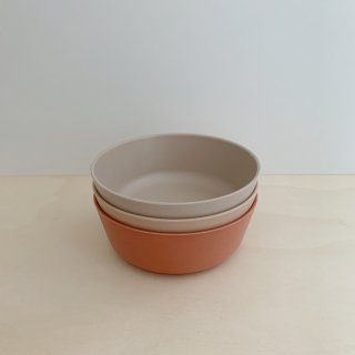 <img class='new_mark_img1' src='https://img.shop-pro.jp/img/new/icons14.gif' style='border:none;display:inline;margin:0px;padding:0px;width:auto;' />cink<BR>Bamboo bowl 3 pack, Fog/Rye/Brick