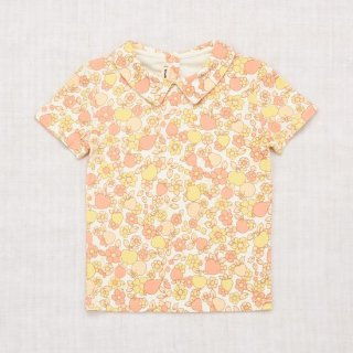<img class='new_mark_img1' src='https://img.shop-pro.jp/img/new/icons14.gif' style='border:none;display:inline;margin:0px;padding:0px;width:auto;' />20SS Misha and Puff<BR>Collar Tee / Sunflower Orchard Print