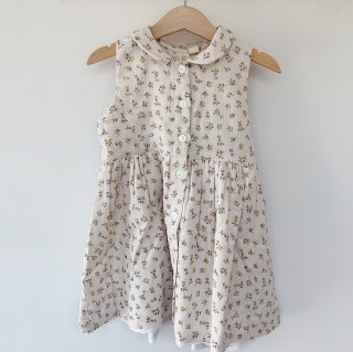 <img class='new_mark_img1' src='https://img.shop-pro.jp/img/new/icons14.gif' style='border:none;display:inline;margin:0px;padding:0px;width:auto;' />20SS Little Cotton Clothes<BR>Maggie Dress / Tiny Buttercup Floral