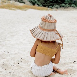 <img class='new_mark_img1' src='https://img.shop-pro.jp/img/new/icons14.gif' style='border:none;display:inline;margin:0px;padding:0px;width:auto;' />Lorna Murray Capri Hat / Sandrift (Childrens)