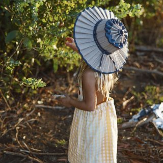 <img class='new_mark_img1' src='https://img.shop-pro.jp/img/new/icons14.gif' style='border:none;display:inline;margin:0px;padding:0px;width:auto;' />Lorna Murray - Capri Hat / Sea Side (Childrens)